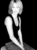 Meg Ryan Black and White Foto 41 (��� ����� ������ � ����� ���� 41)