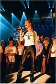 """Jessica Simpson Arriving at the Newlyweds wrap party at Cafe Med 3/2005: Foto 200 (Джессика Симпсон Прибыв на стороне упаковки молодоженов в кафе """"Мед 3 / 2005: Фото 200)"""