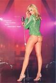 Debbie Gibson Downblouse: Foto 1 (������ ������  ���� 1)